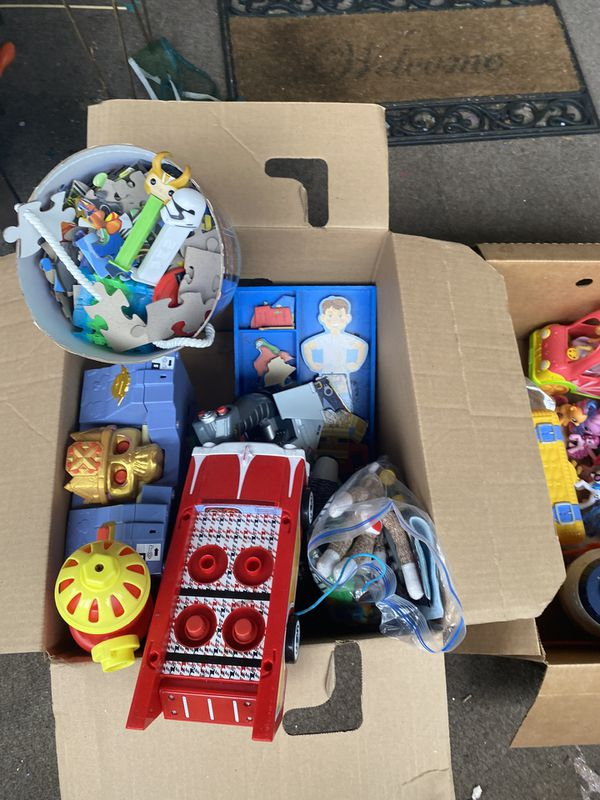 Gently used Toys Pick up