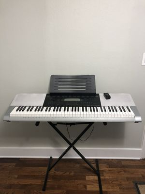 Casio WK-220 Keyboard for Sale in Tacoma, WA