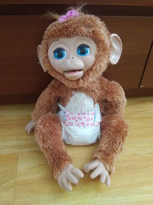 FurReal Friends Cuddles My Giggly Monkey Pet for Sale in Murrieta, CA