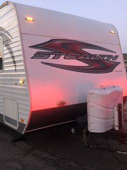2013 Forest River Stealth Toy hauler 26ft for Sale in San Diego,  CA