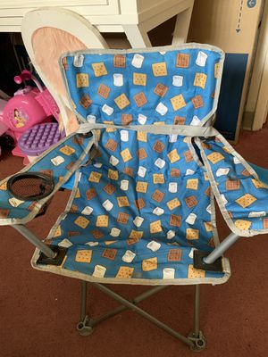 Kids camping chair for Sale in Fresno, CA