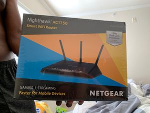 Netgear nighthawk gaming router for Sale in Murfreesboro, TN