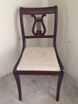 Wood Chair for Sale in Tucson, AZ