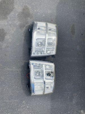 Chevy Silverado headlights Halo for Sale in Santa Ana, CA