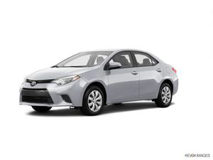 2017 Toyota Corolla or Similar for Sale in Santa Monica, CA