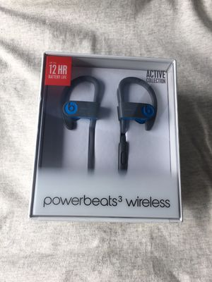 Powerbeats 3 wireless (ONLY 2 left) for Sale in Coral Springs, FL