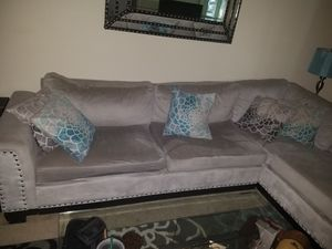 Two Piece Sectional - Great Condition for Sale in Oxon Hill, MD
