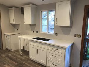 Kitchen Solid Wood RTA Cabinet Factory Direct Wholesaler Lowest Cost in LA for Sale in South Gate, CA