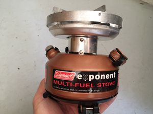 Coleman multi-fuel camp stove for Sale in Virginia Beach, VA