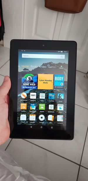 Kindle Fire 7HD 4th Generation for Sale in Hollywood, FL