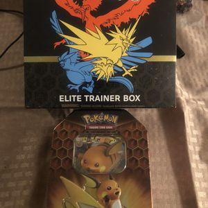Pokémon Hidden Fates for Sale in Elgin, IL