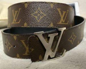 Louis Vuitton belt Monogram for Sale in Durham, NC