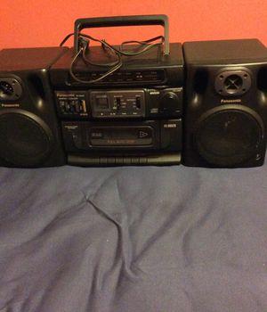 CD Radio Cassette Player for Sale in Aurora, IL