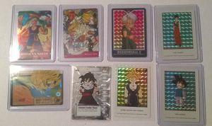 Dragonball Z Hologram Cards for Sale in Cicero, IL