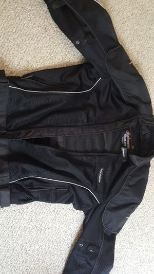 Tourmaster intake 3.0 motorcycle jacket for Sale in Durham, NC