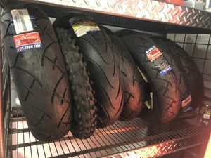 Cruiser motorcycle tires brand new for Sale in Miami, FL