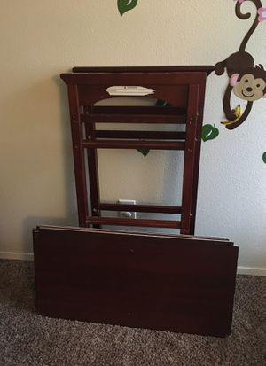 Graco changing table for Sale in Montesano, WA