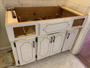 Vintage Bath Vanity and Sink for Sale in Greenville, SC
