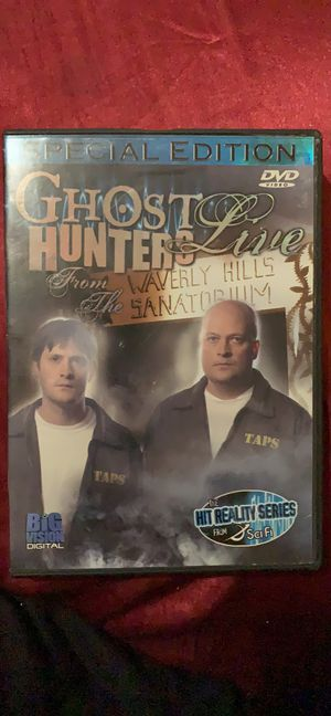 Ghost Hunters Live from the Waverly Hills Sanatorium!!! for Sale in Avis, PA