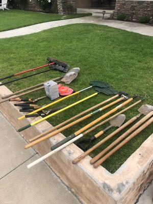 Yard tools for Sale in Orange, CA