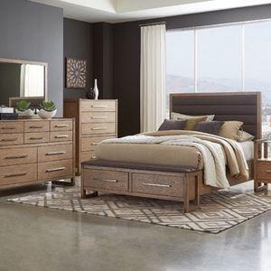 Queen 5 Pc Bedroom Set! 50% OFF!! for Sale in Gresham, OR