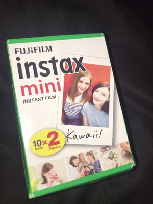 Instax mini film for Sale in Monterey Park, CA