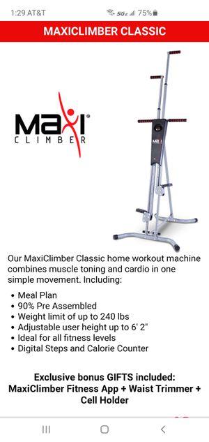 Maxi climber for Sale in Largo, FL