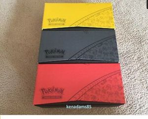 Pokemon TCG: Shining Legends Premium Collection Card Storage Empty Boxes for Sale in Littleton, CO