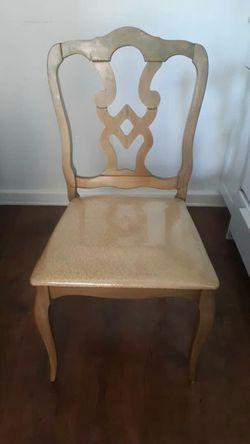 Wooden Chair for Sale in Detroit,  MI