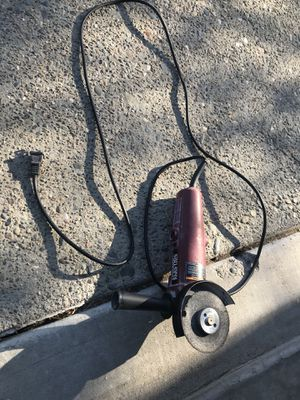 Grinder power tool Chicago electric for Sale in Sacramento, CA