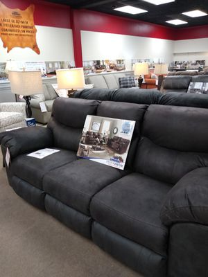 Ashley reclining sofa for Sale in Uniontown, PA