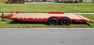 7x20 car hauler for Sale in Winter Haven, FL
