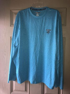 New Spiderwire Mens Long Sleeve Performance Logo Fishing Shirt XL for Sale in Milton, FL