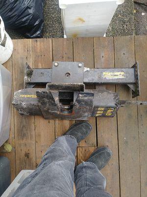 Hijacker double pivot 5th wheel hitch for Sale in Edmonds, WA