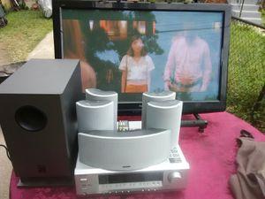 Panasonic Smart TV with onkyo surround sound bundle for Sale in Washington, DC