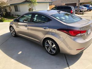 2014 Hyundai Elantra Limited for Sale in San Marcos, CA