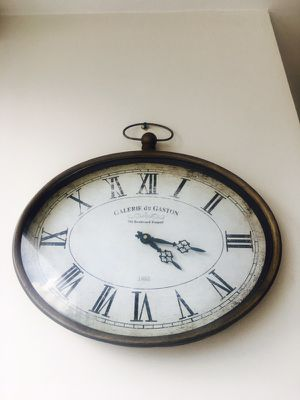 Antique Wall Clock for Sale in New York, NY