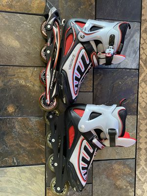 Rollerbladers Zetrablade In-line Skates Men's size 11 for Sale in Wimauma, FL