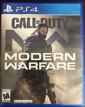 Modern warfare (PS4) for Sale in Bell, CA