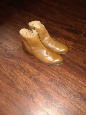 GENUINE LEATHER BOOTS for Sale in Nashville, TN