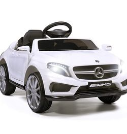 1. TOBBI Licensed Mercedes Benz Car for Kids,Ride on Cars for Sale in Miami,  FL