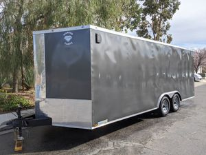 Cargo Trailer - New (8.5 X 20 ft.) Enclosed Car or Toy Hauler for Sale in Las Vegas, NV