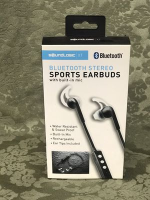 Sound logic XT. Sports earbuds. for Sale in Covina, CA