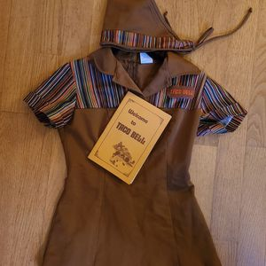 Vintage 70s-80s Taco Bell Womens Uniform for Sale in Concord, CA