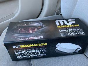 Magnaflow universal catalytic converter for Sale in Washington, DC