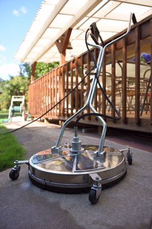"""BE Whirl-A-Way 24"""" Professional Stainless Steel Surface Cleaner for Sale in Vancouver, WA"""