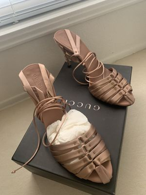 Gucci high heels 7 1/2 for Sale in Victorville, CA