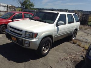 1998 Infinity QX4 #A0162 Parting Out for Sale in Everett, WA