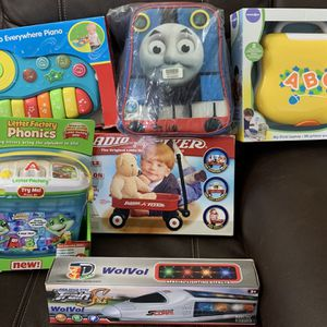 Baby / Toddler Toys (6) New for Sale in Miami, FL