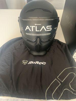 RuRoc Atlas Sport 1.0 Motorcycle helmet for Sale in Denver, CO